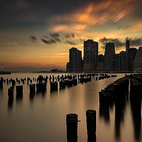 by Setiawan Halim - City,  Street & Park  Skylines (  )