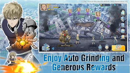 One-Punch Man: Road to Hero 2.0 MOD Apk 2.0.28 (Unlimited Money) 3