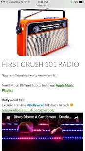 First Crush - Explore What's Trending- screenshot thumbnail