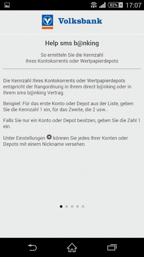 Volksbank · Banca Popolare - screenshot