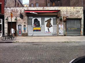 Photo: Street Art in West Village