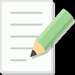Memo - Notes Icon