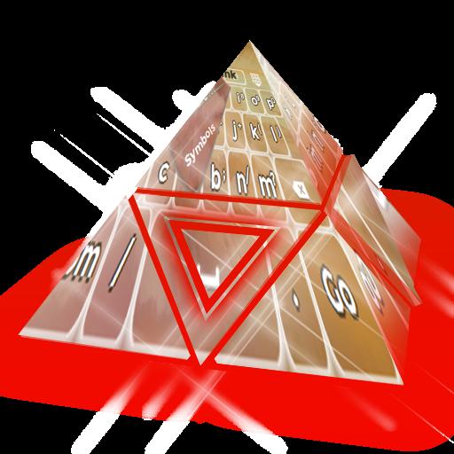 ピンクの自然 GO Keyboard 個人化 App LOGO-硬是要APP