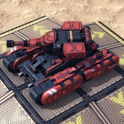 Battle Planet TD - RED ALERT APK Cracked Download