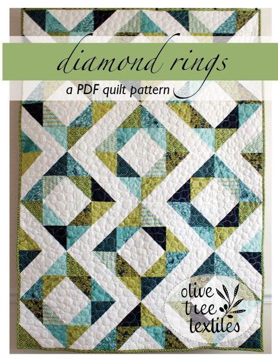 Diamond Rings Quilt