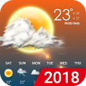 Hourly weather forecast icon