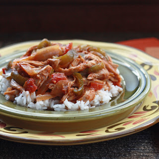 Slow-Cooker Mexicali Chicken