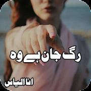 Raag e Jaan Hai Wo Urdu Novel
