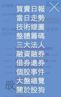 股狗網 股市籌碼分析 - náhled