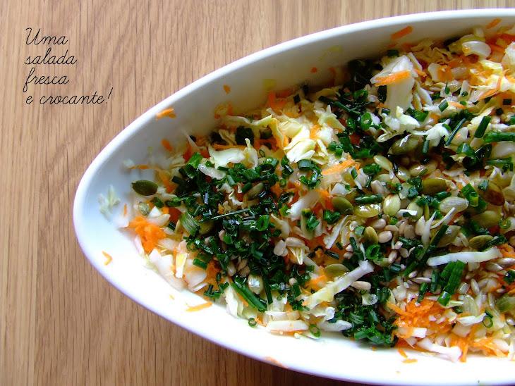 Crunchy Salad Recipe