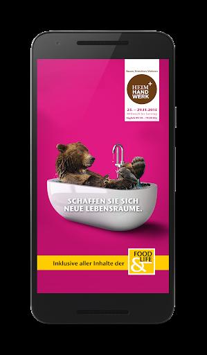 Heim+Handwerk FOOD LIFE 2015