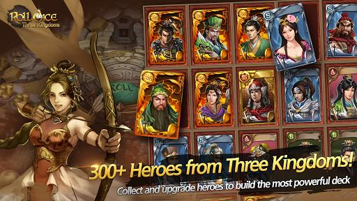 Roll Dice: Three Kingdoms  screenshots 3