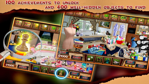 Objects Clean Up House Games