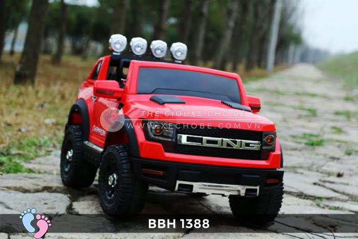 xe o to dien cho be Ford Ranger BBH-1388 8