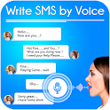 Write SMS by Voice: Voice Typing  2019 icon