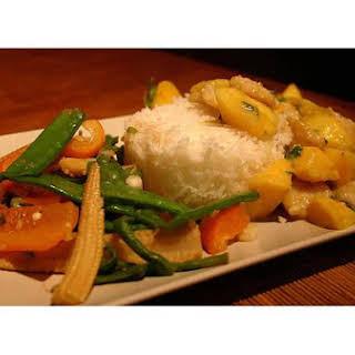 Mango Vegetable Curry.