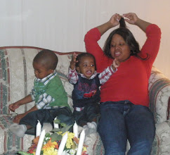 Photo: Alijzah, Keon & Tanesha