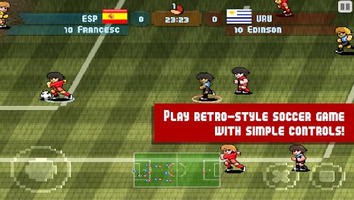 Pixel Cup Soccer  screenshots 5