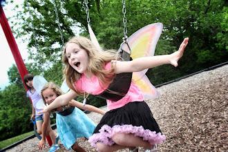 Photo: Taking flight in Siloam Mountain Park.