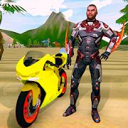 Water Beach Bike Racer: Motocross Dirt Bike Stunts