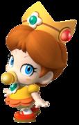 Mario Kart Tour Characters, baby daisy