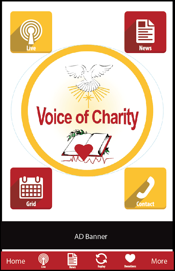 Voice of Charity- screenshot