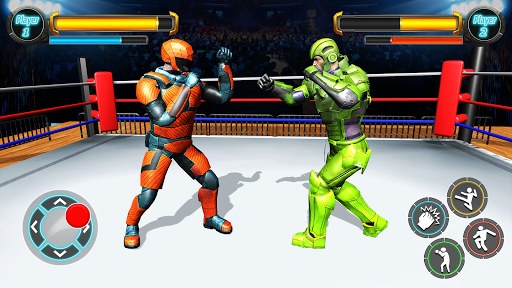 Real Robot Ring Fighting 2019 download 1
