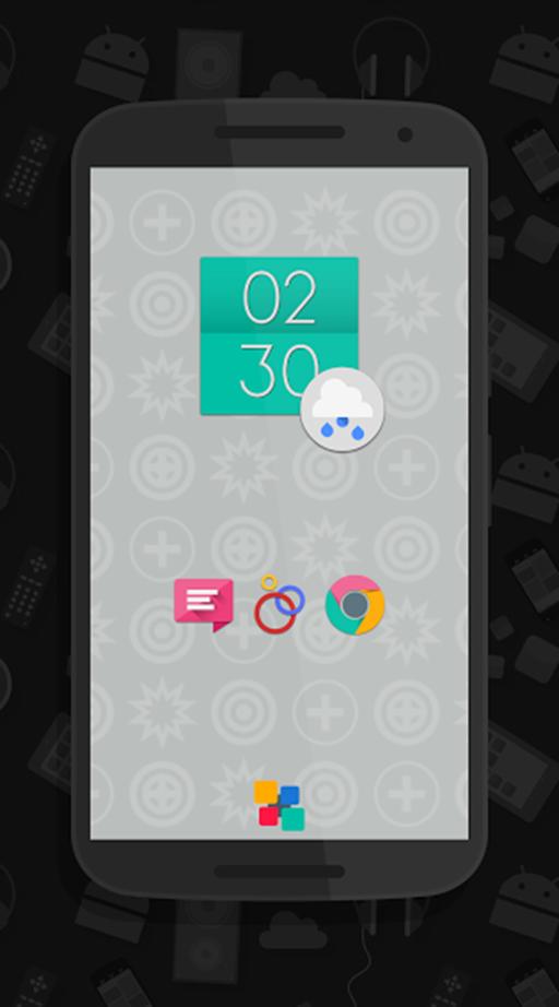 MATERIALISTIK ICON PACK Screenshot