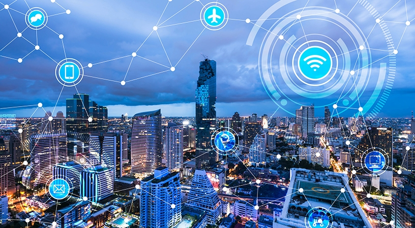 Download Microsoft's IOT guide and discover how to connect data to business processes.