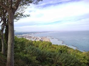 Photo: panoramica di gabicce mare