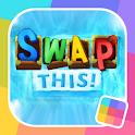 Swap This! - Unique Match-3 Puzzle Arcade Game icon