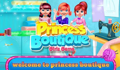 Princess Boutique Girls Game v1.0.1