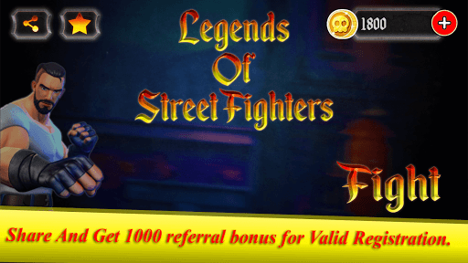 Legends Of Street Fighters 1.4 screenshots 2