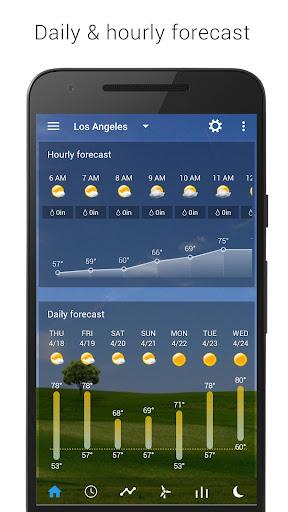 3D Flip Clock & Weather screenshot 3