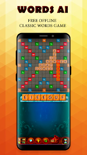 Word Games AI (Free offline games) 0.6.8 Latest MOD Updated 1