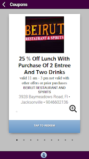 Beirut Restaurant & Spirits- screenshot thumbnail
