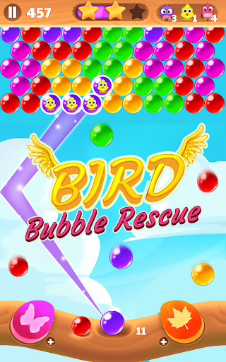 Bird Bubble Rescue 1.1.6 screenshots 5