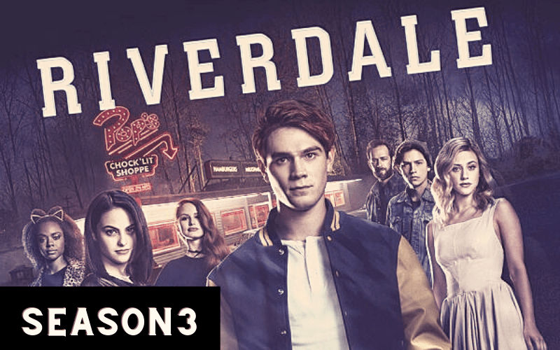 Index of Riverdale Season 3