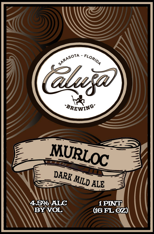 Logo of Calusa Murloc