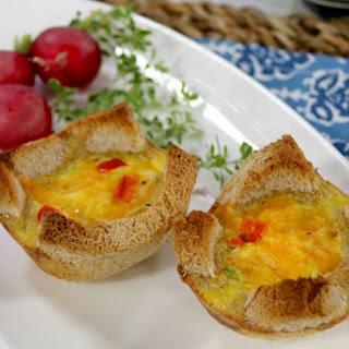 Omelet Toasties