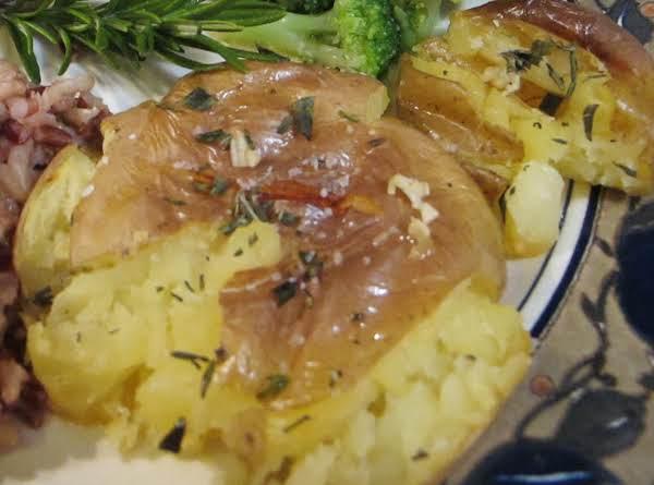 Rosemary Seasoned Potatoes Recipe