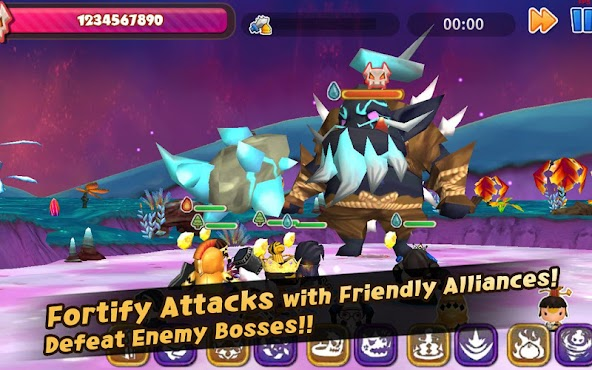 Buddy Rush: The Legends v2.7.0