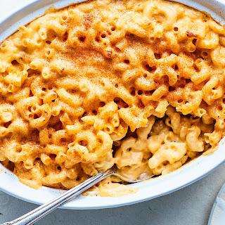 Macaroni & Cheese for a Crowd Recipe   Epicurious.Com Recipe