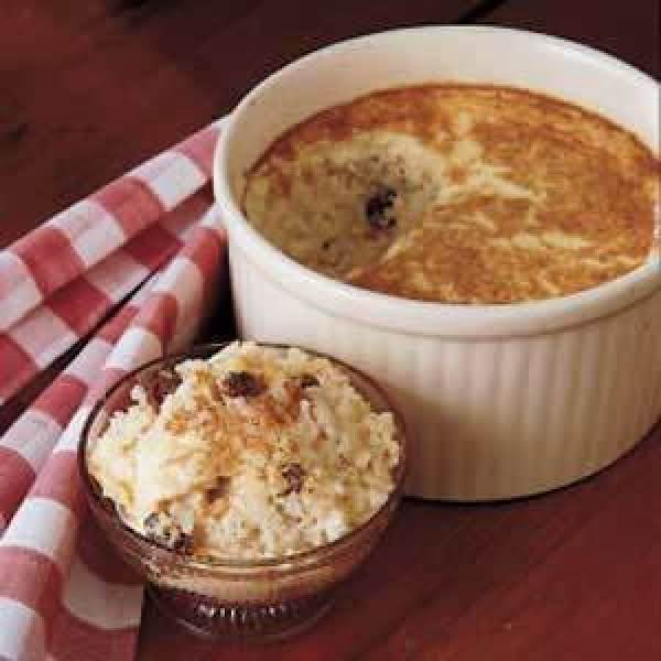 Mama's Minute Rice Pudding Recipe