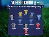 Veel jongens van Charleroi en Waasland-Beveren in het Team van de Week!