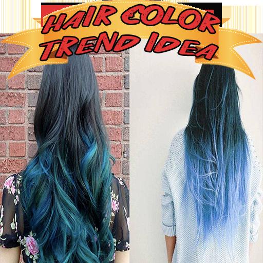 Hair Color Trend idea 2017