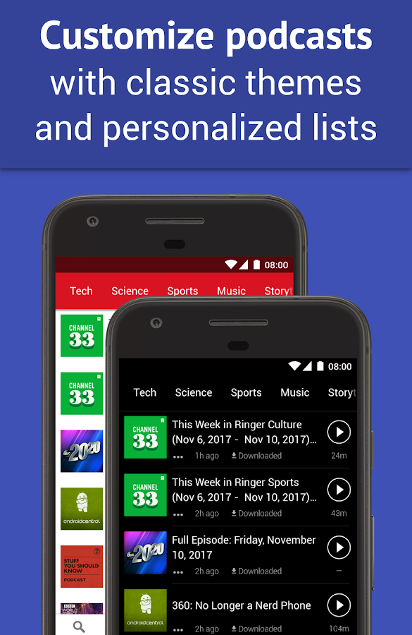 Podcast Player - Free - Android Apps on Google Play