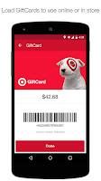 Screenshot of Target