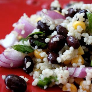 Mexican Couscous.