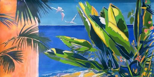 Peinture de Bernard Marie Collet